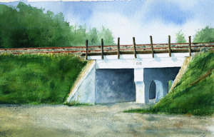 1918 UNDERPASS – Central, SC